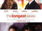 "Póster ""the longest week"" jason bateman olivia wilde"