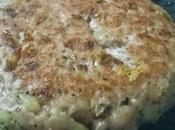 Hamburguesa Pavo-Pollo setas sellada aceite romero