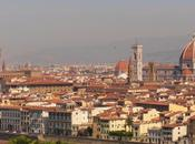 Viaje Toscana. Florencia Panoramica Uffizi