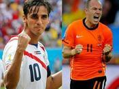 Costa Rica Holanda Vivo, Mundial Brasil 2014