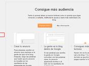 """Novedad Blogger: Opción """"Campañas"""" Blogger"""