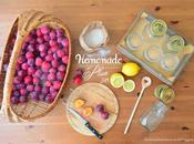 Receta frugal: Hojuelas mermelada ciruela hecha casa