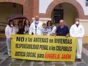 CONCENTRACIÓN aniversario muerte Ángela Jaén, afectada grave. noviembre 2013. Pinto. Comunidad Madrid (¿te apuntas?)