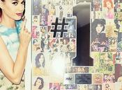 Katy Perry, cantante vende formato digital EEUU