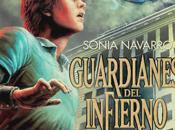 Reseña Guardianes infierno Sonia Navarro