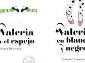 {Reseña} Saga Valeria, Elisabet Benavent