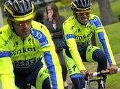 """Alberto Contador """"Estoy contento porque hemos salvado día"""""""
