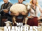 Crítica cine: 'Mil Maneras Morder Polvo'