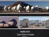 """Charla """"Grandes telescopios Chile"""" Pedro"""