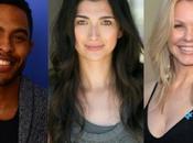 Brandon Bell, Tiffany Lonsdale, Jacqueline Byers, Andrea Roth Boudousque unen miniserie 'Ascension'.