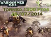 Torneo W40K Bandua Wargames(Lugo)