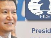 Kirsan Ilyumzhínov reelegido presidente FIDE 95-55
