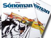 Sónoman, hombre poder músico mental