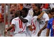 Kanoute anotó victoria Sevilla ante Atlético Madrid( 3-1)