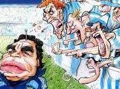 Argentina debe Maradona (afortunadamente)