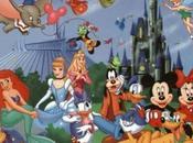Todos personajes Disney película