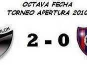Colón:2 Lorenzo:0 Fecha)