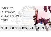 Debut Author Challenge 2010