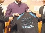 Guardiola ejerció embajador Qatar 2002 Londres