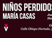 Niños Perdidos, María Casas, Granada este jueves