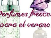 Perfumes frescos para verano