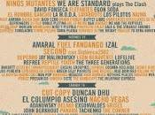 Distribución días Sonorama Ribera 2014