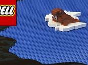 Greenpeace lanza campaña contra LEGO