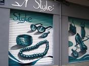 ¿Una tienda bonito graffiti? Ponlo Google Street