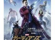 Gran vistazo Yondu, póster japonés Diesel grabando para Guardianes Galaxia