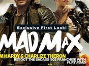 """Mad Max: Fury Road"": Portada ""Entertainment Weekly"". Estreno, mayo 2015"