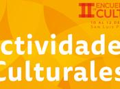 Todo preparado para Encuentro Cultura Luis Potosí