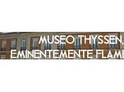 Museo thyssen, eminentemente flamenco