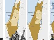 cáncer Palestina. Evolución metástasis israelí