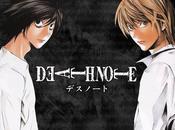 """manga """"Death Note"""" adaptado imagen real bajo dirección Sant"""