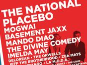 BIME Live 2014: Divine Comedy, National, Mogwai, Placebo, Mando Diao...