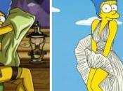 Nueva colección Cosmetics inspirada Marge Simpson.