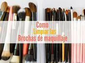 Post Invitado: Como limpiar brochas maquillaje Creaciones Tentativas