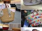 Round Capazos/Straw bags