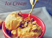 Pumpkin Cream helado tarta calabaza)
