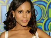 Kerry Washington, ¿nominada color piel talento Emmy 2014?