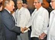 Presidente Vladimir Putin arriba Habana gira Latinoamérica audio]