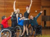 grupo baile silla ruedas Amimet necesita 1.500 euros para continuar