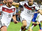 Alemania campeón, Messi queda mundial
