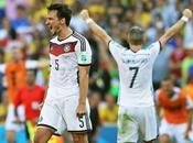 Alemania venció mínima Francia clasificó semifinal Copa Mundo