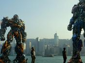 'Transformers reina pelos taquilla mundial