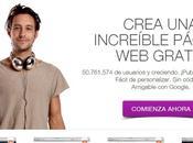 Cómo crear página gratis
