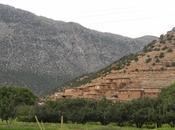 Iskattafene. Aldeas Valle Bouguemez. Marruecos