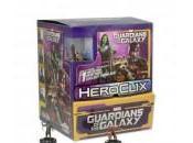 Anunciados figuras HeroClix Guardianes Galaxia
