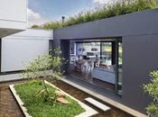 Casa Moderna Naturaleza