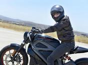 Limewire, primera moto eléctrica Harley Davidson